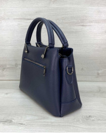 Женская сумка «Грана» синяя