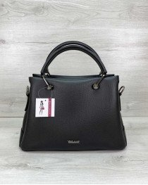 Женская сумка «Грана» черная