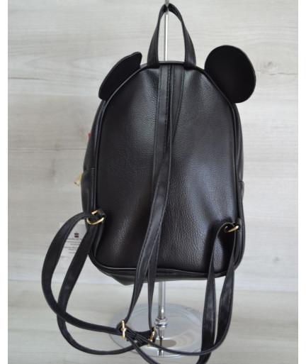 Молодежный рюкзак «Мики» джинсовый