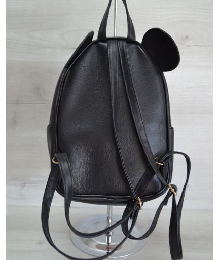 Молодежный рюкзак «Мики» черный