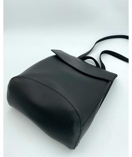 Рюкзак молодежный черного цвета