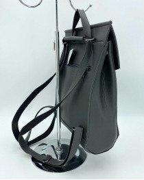 Молодежный женский рюкзак серый оптом