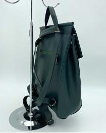 Рюкзак женский  молодежный зеленого  цвета