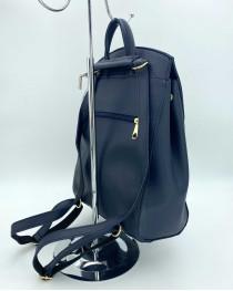 Рюкзак «Сердце» синий