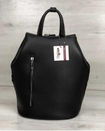 Женская сумка рюкзак «Габи» черный