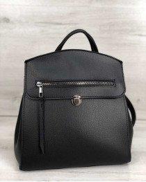 Рюкзак женский «Дэнис» черного цвета