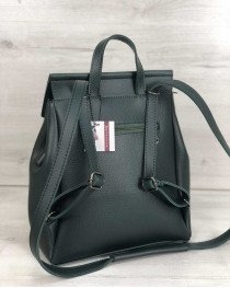 Рюкзак «Фаби» женский зеленый
