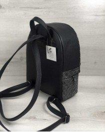 Рюкзак «Рина» серебро