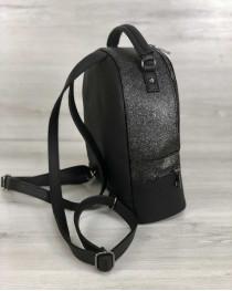 Стильный молодежный рюкзак Рина блеск