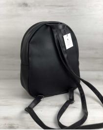 Рюкзак «Мэри» черный темно-серый