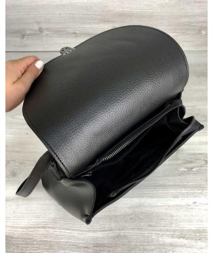 Рюкзак сумка «Эшби» черный
