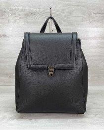 Рюкзак женский «Луи» черный