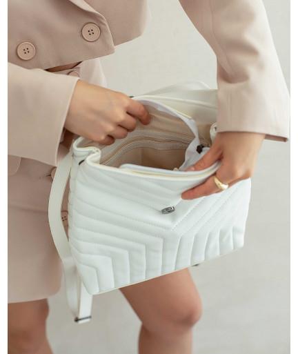 Сумка-рюкзак «Луки» белый