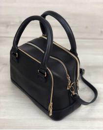Женская сумка Лили синего цвета