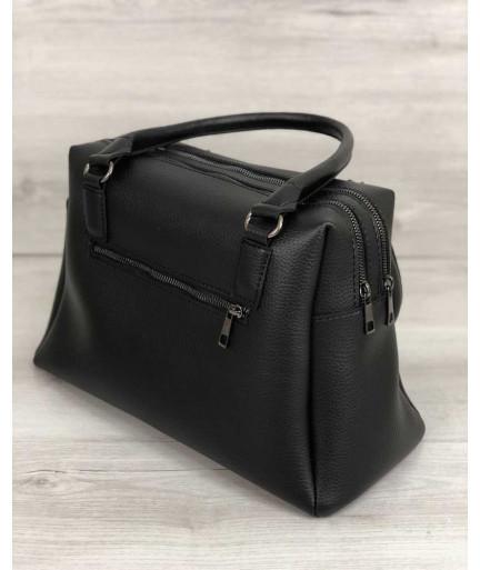 Женская сумка Агата черная