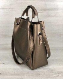 Молодежная сумка Рамона бронза