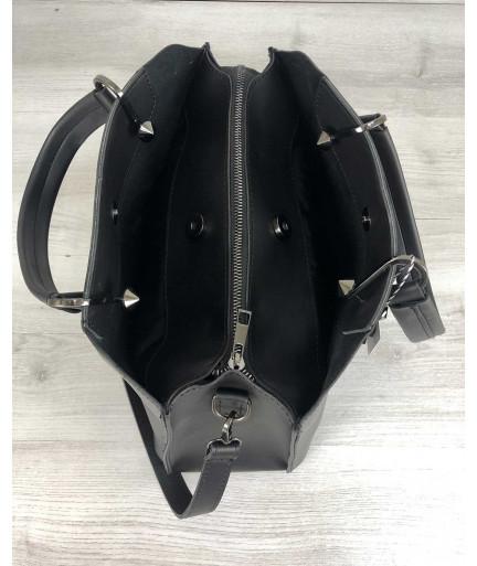 Женская сумка «Илария» черная