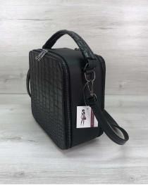 Женская сумка Коби черная