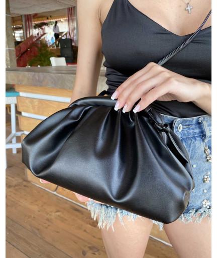 Женская сумка Bottega черная
