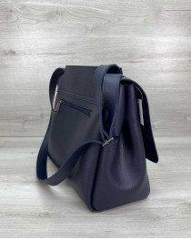Женская сумка «Джед» синяя