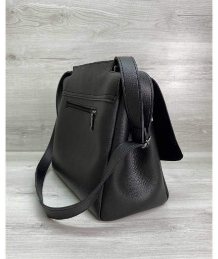 Женская сумка «Джед» черная