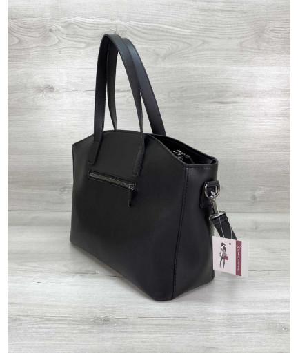 Женская сумка «Сью» черная