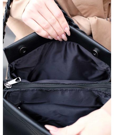 Женская сумка «Paris» черная