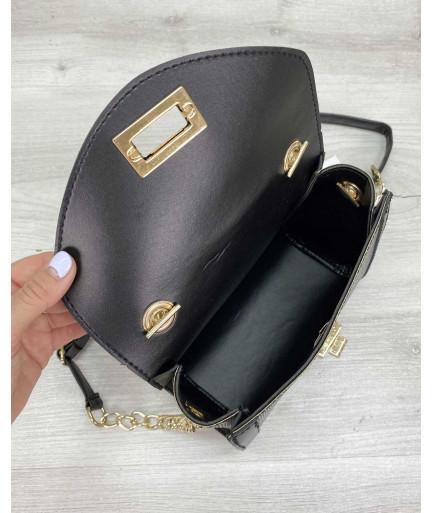 Женская сумка «Бэсс» золото
