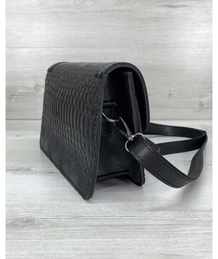 Женская сумка клатч «Арни» черный
