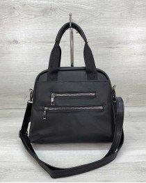 Женская сумка «Edda» черная