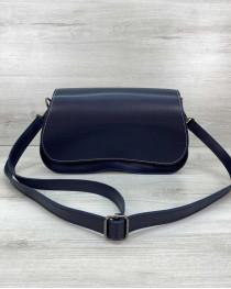 Женская сумка «Miranda» темно синяя