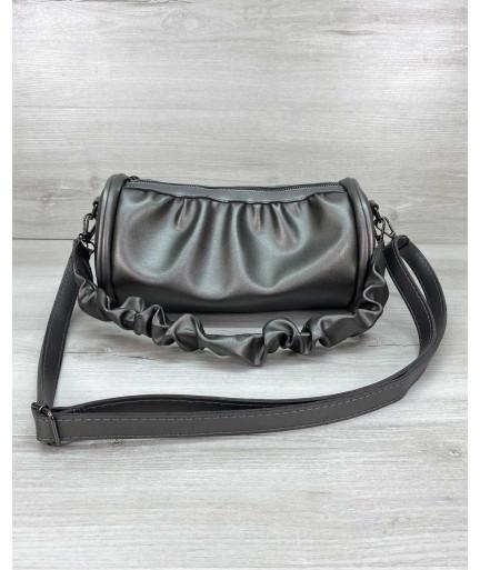 Женская сумка «Lola» металлик