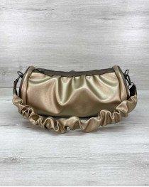 Женская сумка «Lola» золотая
