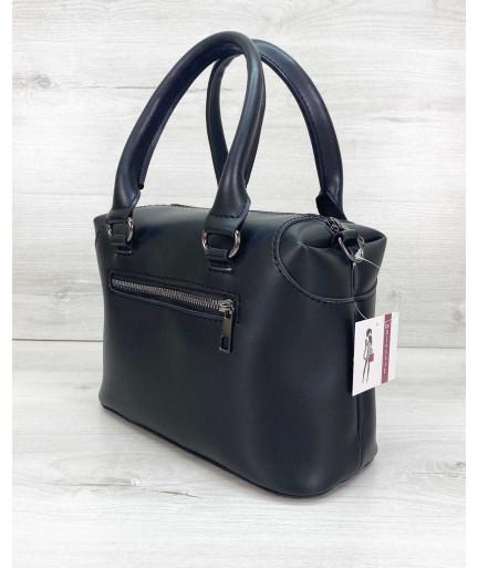 Женская сумка «Jean» черная