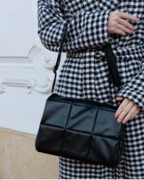 Женская сумка «Камила» черная