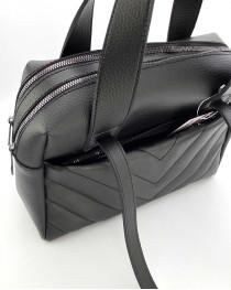 Женская сумка «Грейс» черная