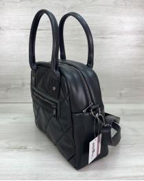 Женская сумка «Нэнси» черная