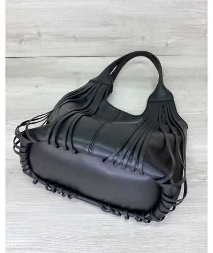 Женская сумка «Хелен» черная