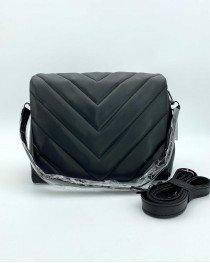 Женская сумка «Сара» черная