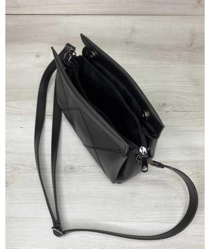 Женская сумка «Стелла» черная