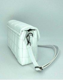 Женская сумка «Ронни» белая