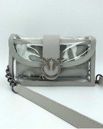 Женская сумка «Гвен» серая