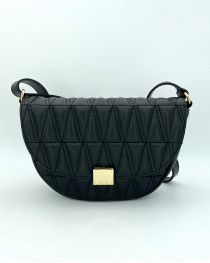 Женская сумка «Стефа» черная