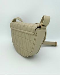 Женская сумка «Стефа» бежевая