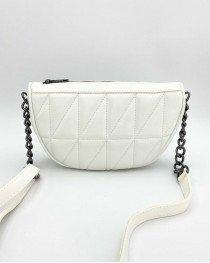 Женская сумка «Лайзи» белая