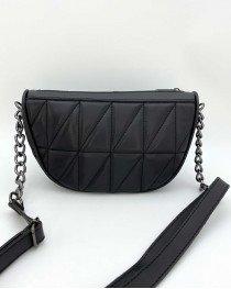 Женская сумка «Лайзи» черная