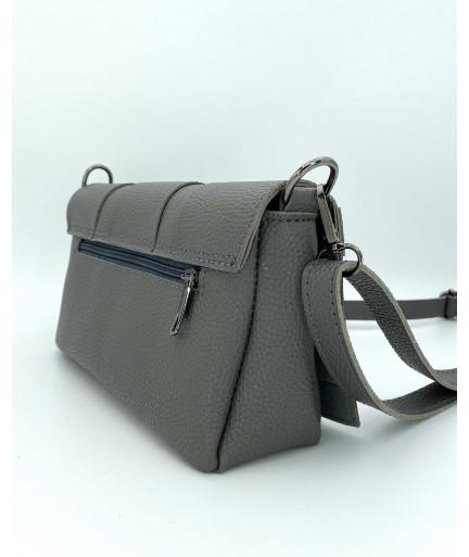 Женская сумка «Ирма» серая