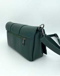 Женская сумка «Ирма» зеленая