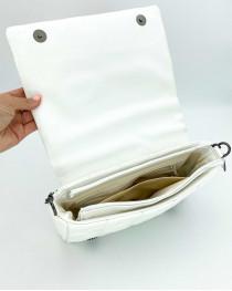 Женская сумка «Донна» белая