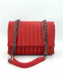 Женская сумка «Темми» красная